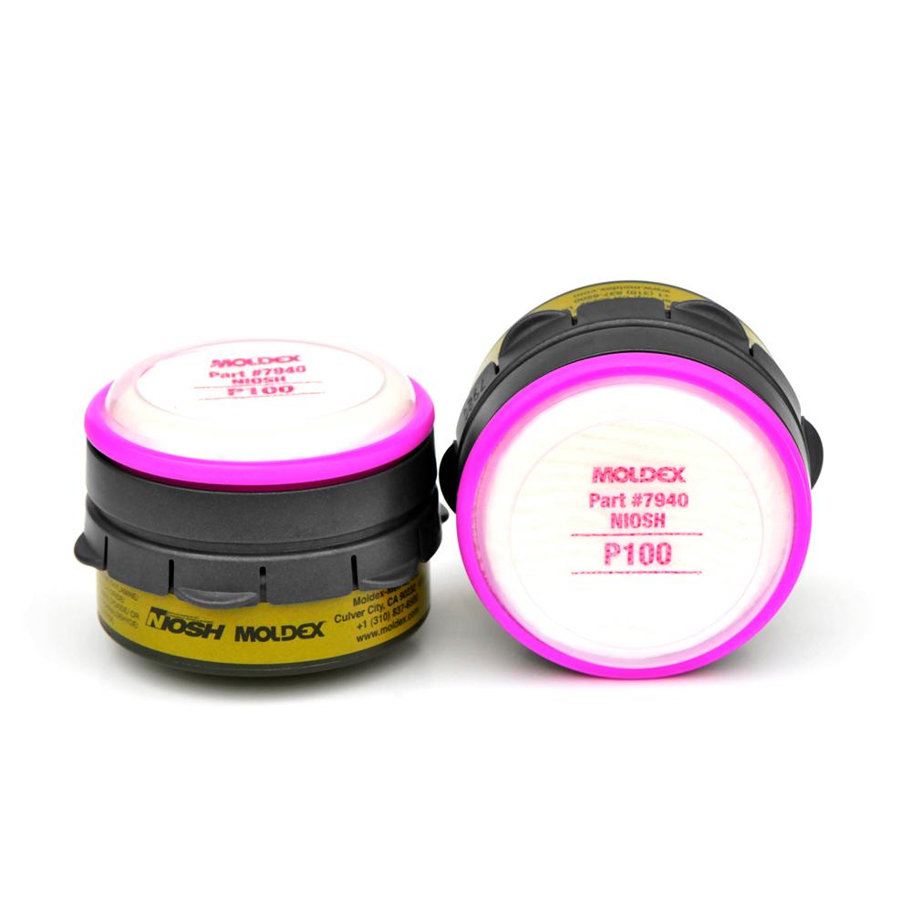 reusable multi-gas cartridge filters for respirator face mask