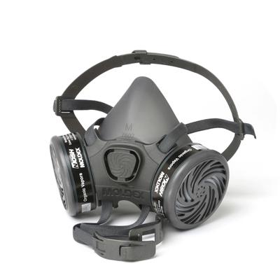 7800 Series Silicone Half Mask