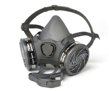 Meia Máscara de Silicone Série 7800