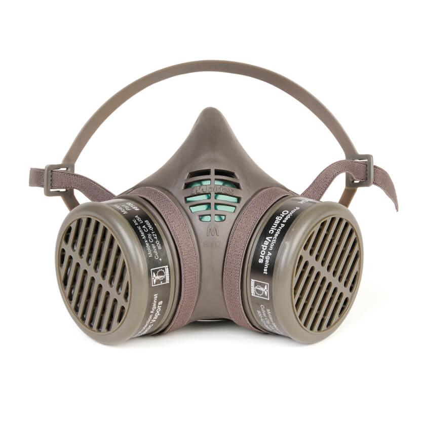 8000 Series Organic Vapor Assembled Reusable Half Mask Respirator & Cartridges