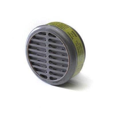 formaldehyde cartridge filter engineered for reusable respirator face mask