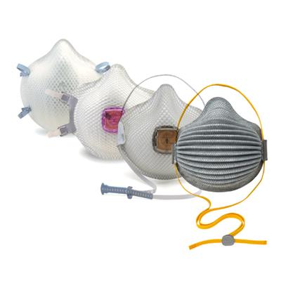 Respiradores Descartáveis